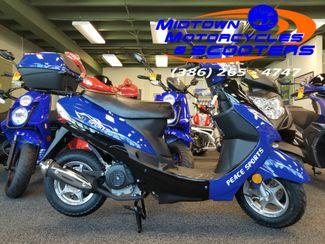 2018 Daix QT6 Scooter 49cc in Daytona Beach , FL 32117