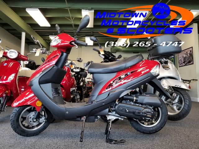 2018 Daix R - 50 Scooter 49cc