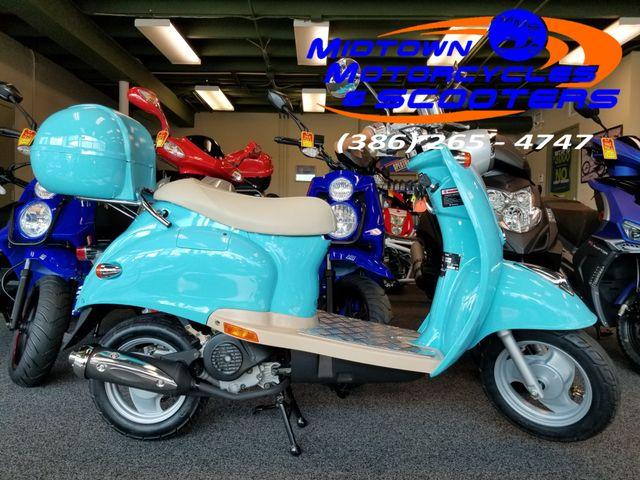 2018 Daix Retro Scooter 49cc