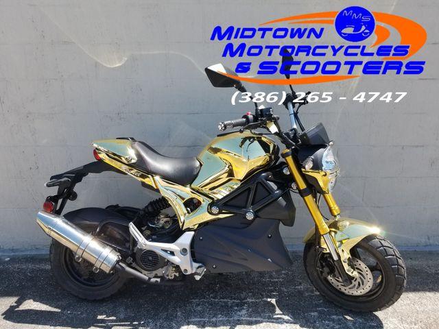 2018 Diax Rocket 50cc Street Bike