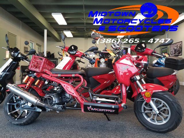 2018 Daix Maddog Talon Scooter 49cc