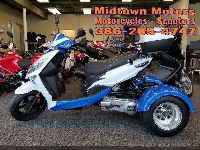 2018 Diax Trike Scooter Trike 150cc
