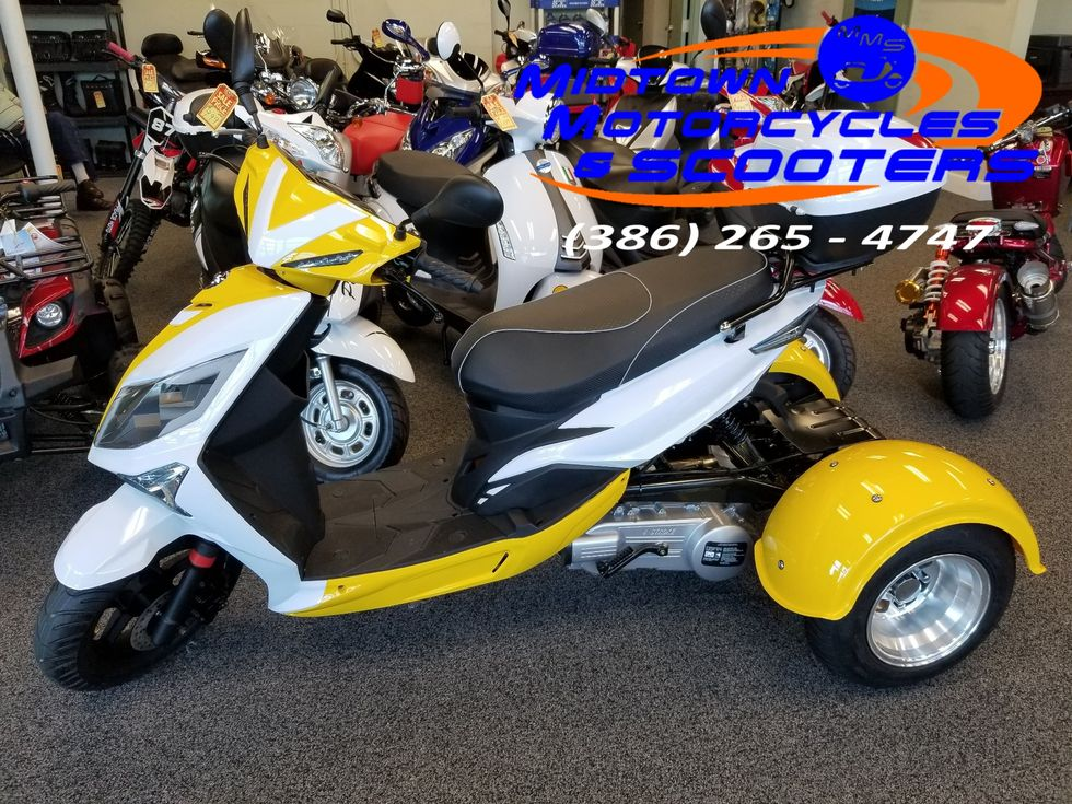 2018 Daix Trike Scooter Trike 150cc | Daytona Beach FL
