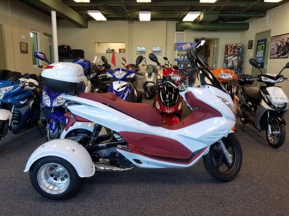 2018 Diax Trike Scooter Trike 150cc | Daytona Beach FL | Midtown