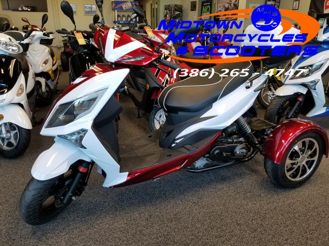 2018 Diax Trike Scooter Trike 50cc