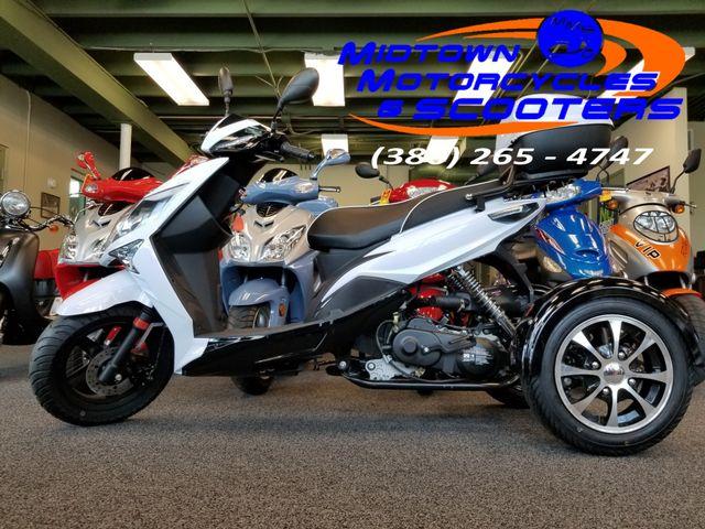 2018 Daix Trike Scooter Trike 49cc