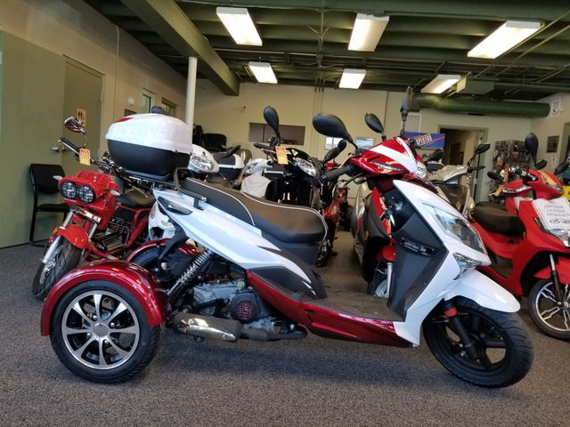 2018 Diax Trike Scooter Trike 49cc