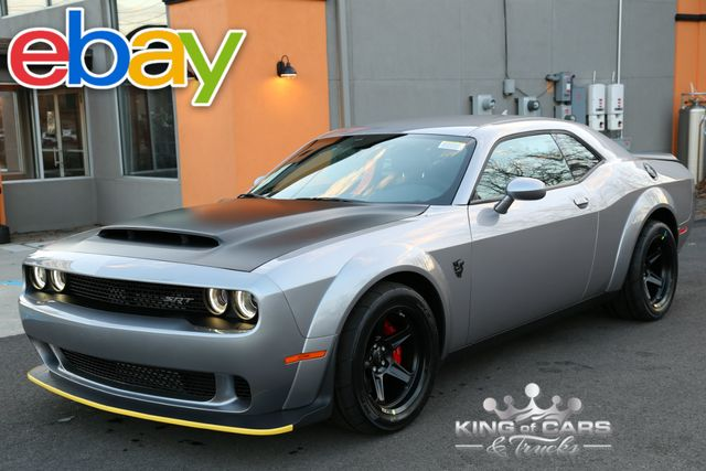 2018 Dodge Challenger 840HP SRT Demon RARE ONLY 3000 IN THE US
