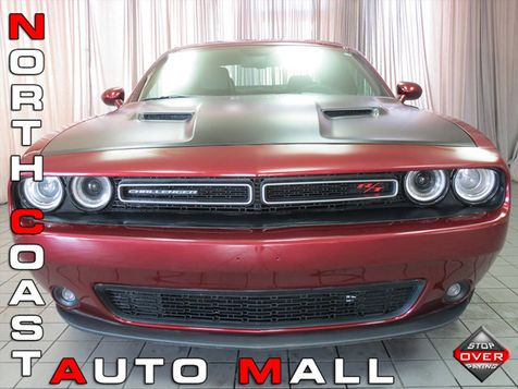 2018 Dodge Challenger R/T Plus in Akron, OH