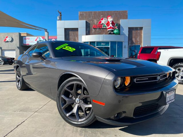 2018 Dodge Challenger SXT Plus in Calexico, CA 92231