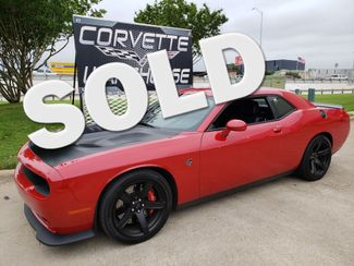 2018 Dodge Challenger SRT Hellcat Auto, Sunroof, Black Wheels Only 13k! | Dallas, Texas | Corvette Warehouse  in Dallas Texas