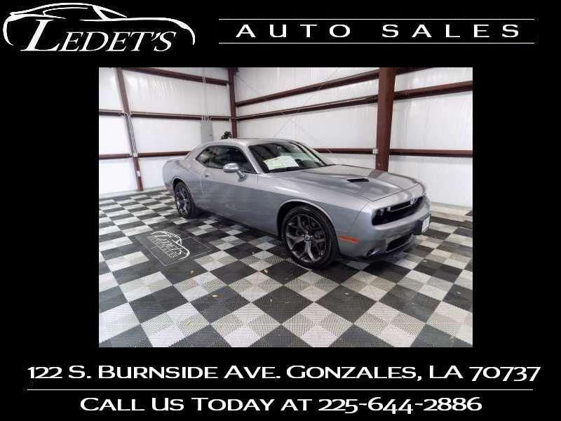 2018 Dodge Challenger SXT Plus - Ledet's Auto Sales Gonzales_state_zip in Gonzales Louisiana