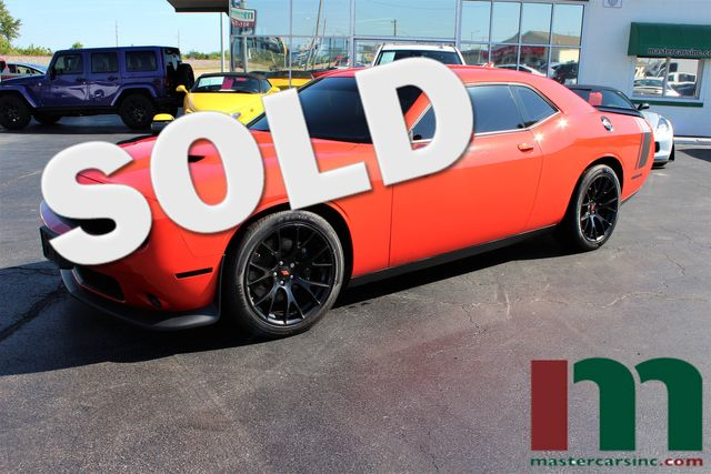2018 Dodge Challenger R/T Scat Pack   Granite City, Illinois   MasterCars Company Inc. in Granite City Illinois