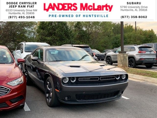 2018 Dodge Challenger in Huntsville Alabama
