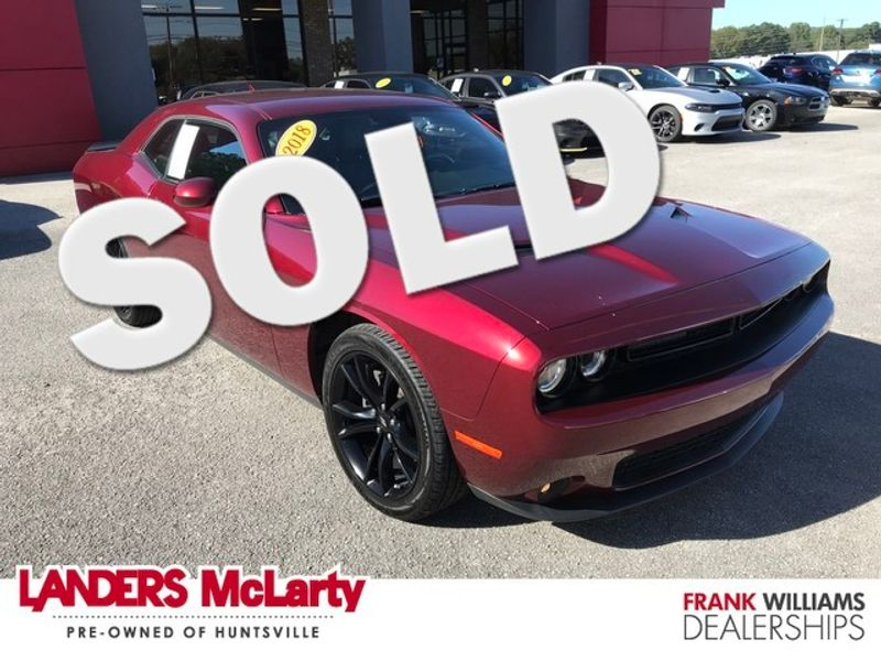 2018 Dodge Challenger R/T Plus | Huntsville, Alabama | Landers Mclarty DCJ & Subaru in Huntsville Alabama