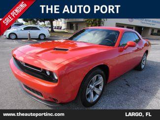 2018 Dodge Challenger SXT in Largo Florida, 33773
