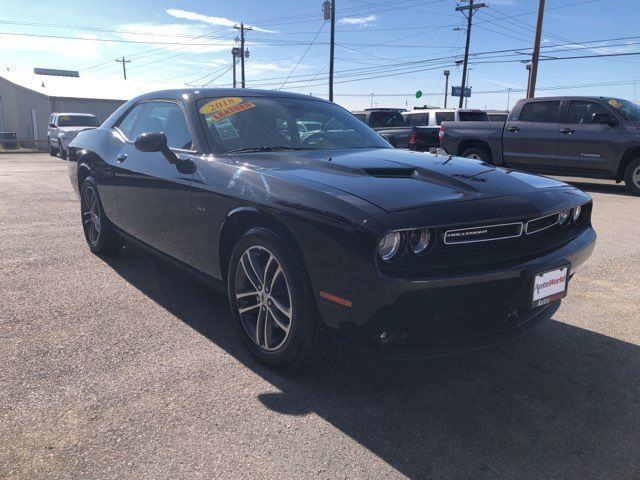 2018 Dodge Challenger GT AWD in Marble Falls, TX 78654