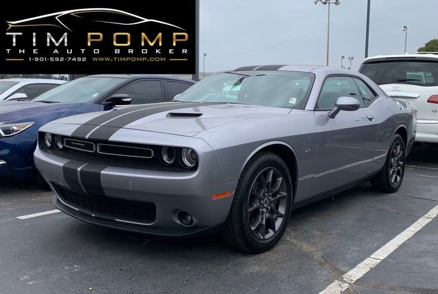 2018 Dodge Challenger GT SUNROOF LEATHER NAVIGATION