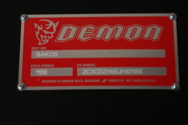 2018 Dodge Challenger SRT Demon Phoenix, AZ 50