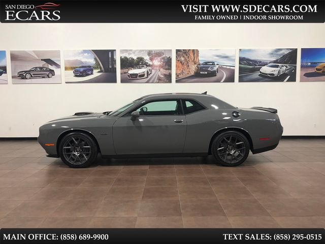 2018 Dodge Challenger R/T Plus Shaker in San Diego, CA 92126