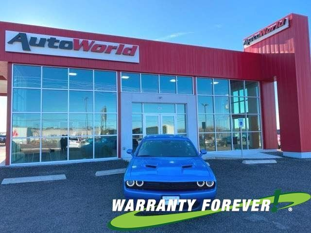 2018 Dodge Challenger SXT Black Top in Uvalde, TX 78801