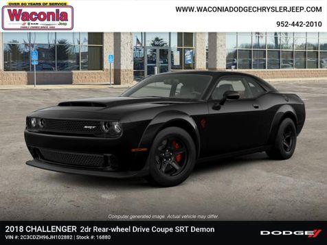 2018 Dodge Challenger SRT Demon in Victoria, MN