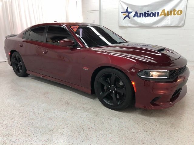 2018 Dodge Charger R/T Scat Pack   Bountiful, UT   Antion Auto in Bountiful UT