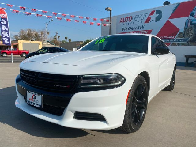 2018 Dodge Charger SXT in Calexico, CA 92231