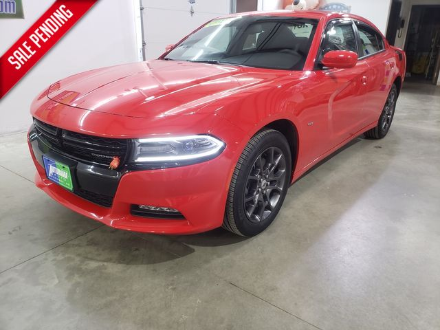 2018 Dodge Charger GT All Wheel Drive - Warranty