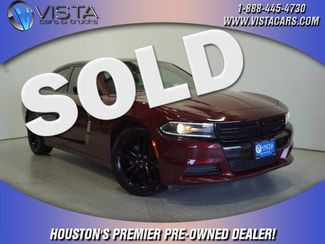 2018 Dodge Charger SXT  city Texas  Vista Cars and Trucks  in Houston, Texas