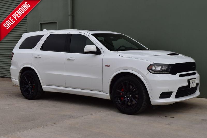 2018 Dodge Durango Srt Arlington Tx Lone Star Auto Brokers