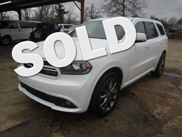 2018 Dodge Durango GT Houston, Mississippi