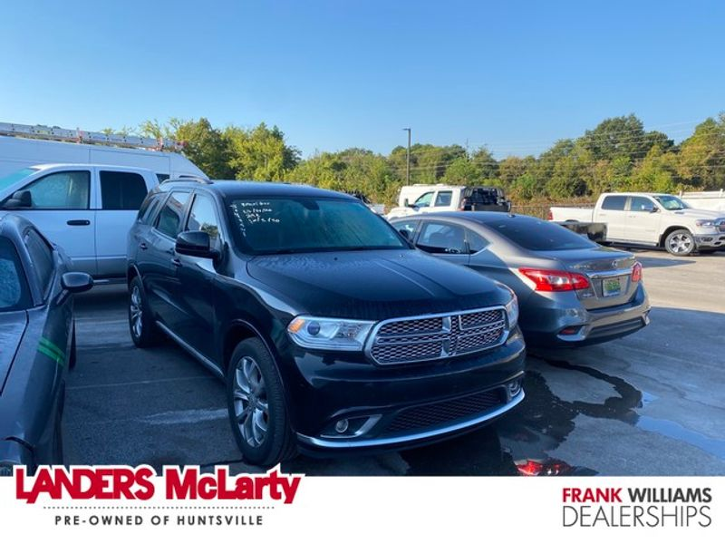2018 Dodge Durango SXT | Huntsville, Alabama | Landers Mclarty DCJ & Subaru in Huntsville Alabama