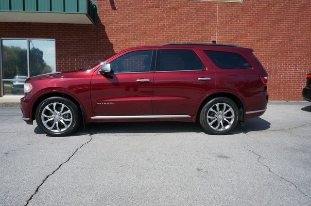 2018 Dodge Durango Citadel Anodized Platinum in Loganville, Georgia 30052