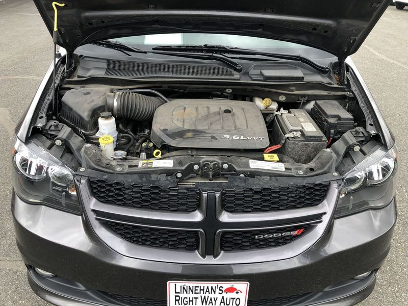 2018 Dodge Grand Caravan GT  in Bangor, ME