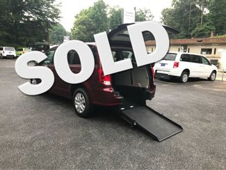 2018 Dodge Grand Caravan Handicap wheelchair accessible van rear entry Dallas, Georgia