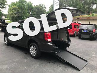 2018 Dodge Grand Caravan Handicap wheelchair accessible rear entry van Dallas, Georgia 0