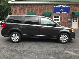 2018 Dodge Grand Caravan Handicap wheelchair accessible rear entry van Dallas, Georgia 11