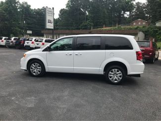 2018 Dodge Grand Caravan Handicap wheelchair accessible rear entry van Dallas, Georgia 3