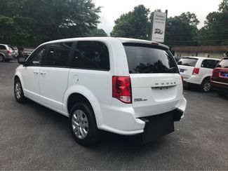2018 Dodge Grand Caravan Handicap wheelchair accessible rear entry van Dallas, Georgia 9
