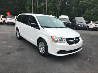 2018 Dodge Grand Caravan Handicap wheelchair accessible rear entry van Dallas, Georgia 17