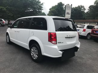 2018 Dodge Grand Caravan Handicap wheelchair accessible rear entry van Dallas, Georgia 5