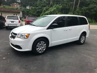 2018 Dodge Grand Caravan Handicap wheelchair accessible rear entry van Dallas, Georgia 6
