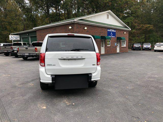 2018 Dodge Grand Caravan SE handicap Accessible Wheelchair Van Dallas, Georgia 4