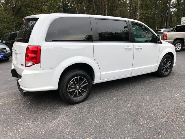 2018 Dodge Grand Caravan SE handicap Accessible Wheelchair Van Dallas, Georgia 17