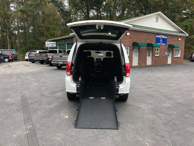 2018 Dodge Grand Caravan SE handicap Accessible Wheelchair Van Dallas, Georgia 1