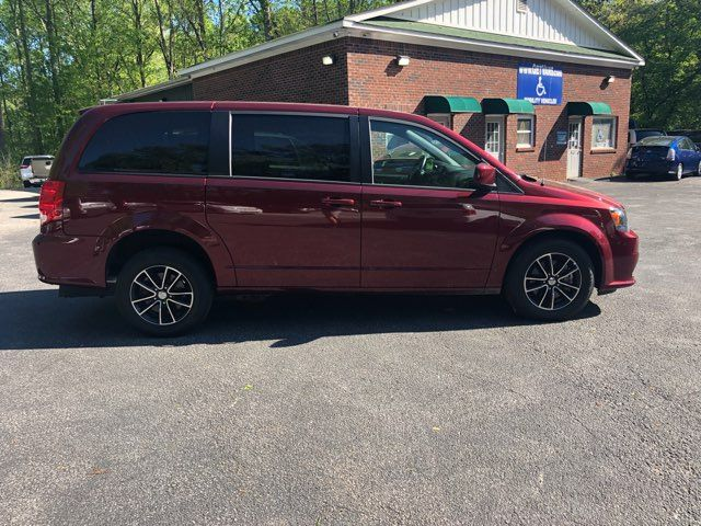 2018 Dodge Grand Caravan handicap wheelchair accessible van Dallas, Georgia 14