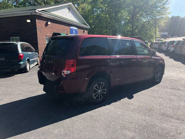 2018 Dodge Grand Caravan handicap wheelchair accessible van Dallas, Georgia 15