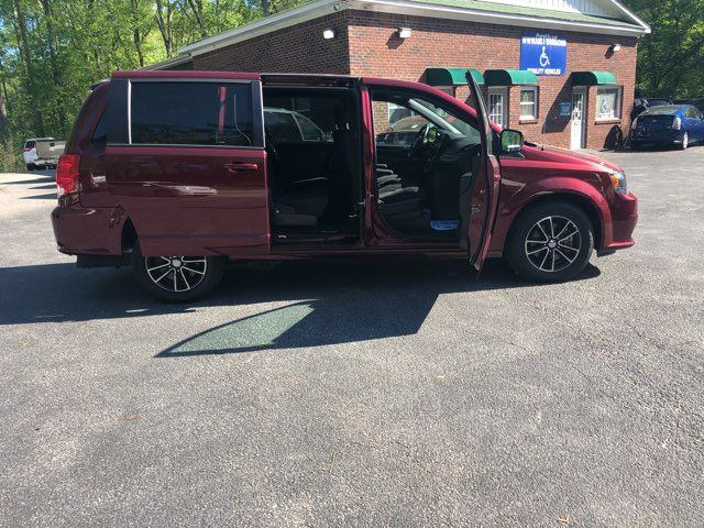 2018 Dodge Grand Caravan handicap wheelchair accessible van Dallas, Georgia 16