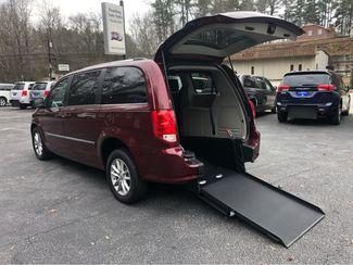 2018 Dodge Grand Caravan SXT handicap wheelchair accessible rear entry Dallas, Georgia 4